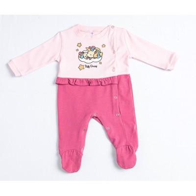 Φορμάκι bebe για κορίτσι εποχιακό μακό DREAMS 217012 ροζ