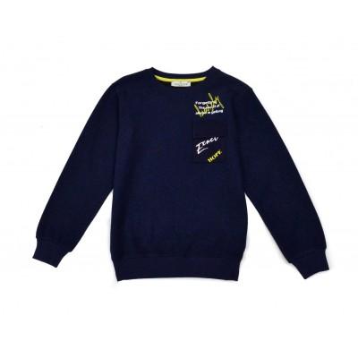 Μπλούζα για αγόρι HASHTAG 215731 μπλέ