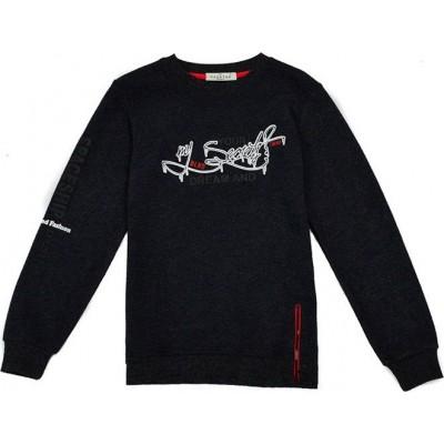Μπλούζα για αγόρι HASHTAG 203752 γκρί
