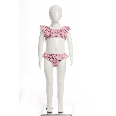 Μαγιο μπικίνι για κορίτσι JOYCE 214104 ροζ