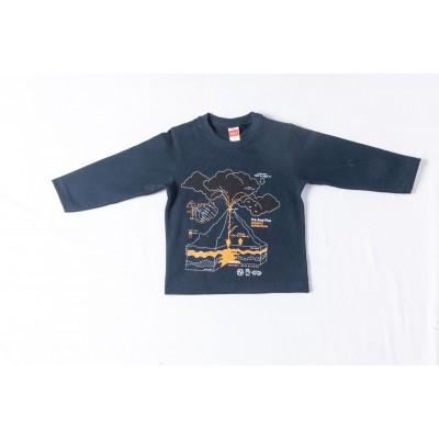 Μπλούζα JOYCE 216360 μπλέ