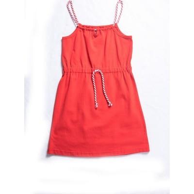 Μακό φόρεμα κοριτσι Joyce 201367 κοκκινο