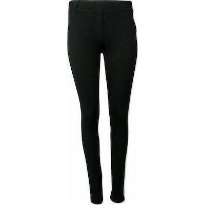 Κολάν παντελόνι  PACO & CO μαύρο 200206