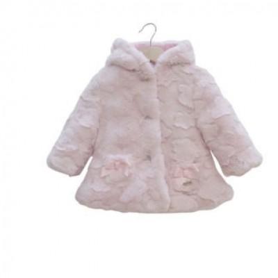 Γουνάκι bebe κορίτσι ΕΒΙΤΑ 187545 ροζ