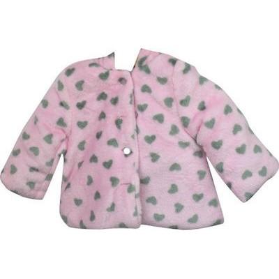 Γουνάκι bebe κορίτσι ΕΒΙΤΑ 187554 ροζ
