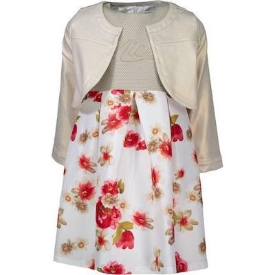 Σετ φόρεμα με μπολερό Εβίτα 202006